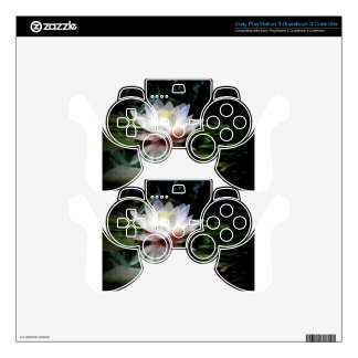 Lotus Flower Gifts PS3 Controller Skins