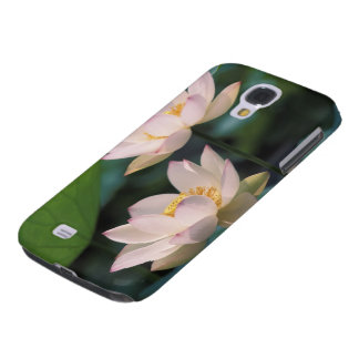 Lotus flower in blossom, China Galaxy S4 Cases