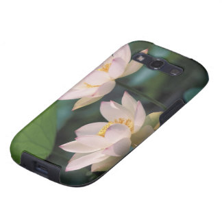 Lotus flower in blossom, China Galaxy SIII Cases