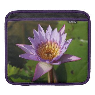 Lotus Flower iPad Sleeves