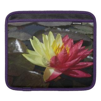 Lotus Flower iPad Sleeve