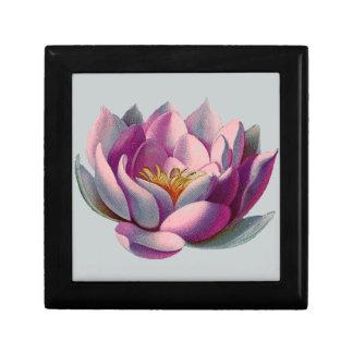 Lotus Flower Jewelry Boxes