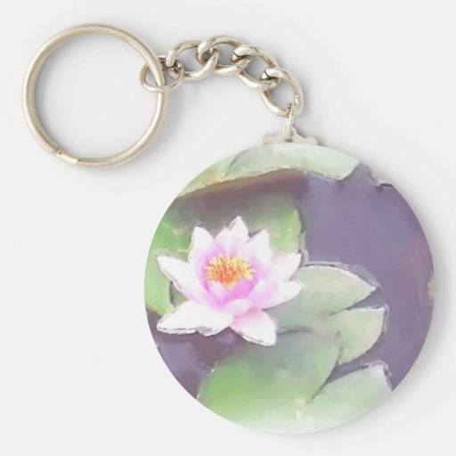 Lotus Flower.JPG Llavero Redondo Tipo Pin