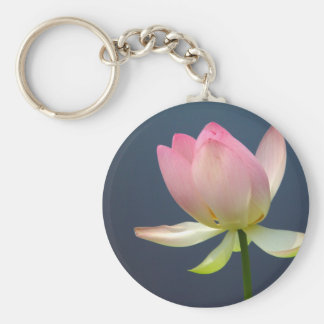 lotus flower key chain