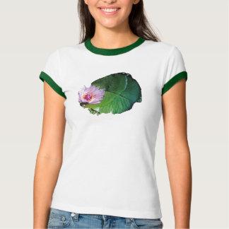 Lotus Flower Ladies T-Shirt