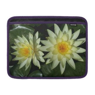 Lotus Flower MacBook Sleeve