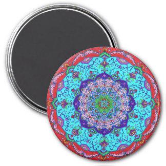 Lotus Flower Mandala Magnet