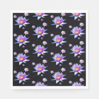 Lotus Flower Napkin