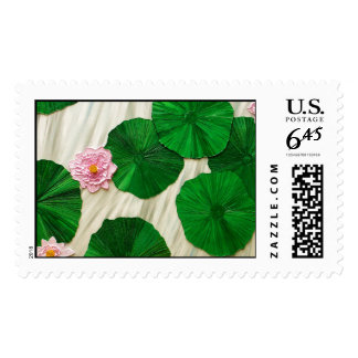 Lotus, Flower of the East 1 Postage Stamp