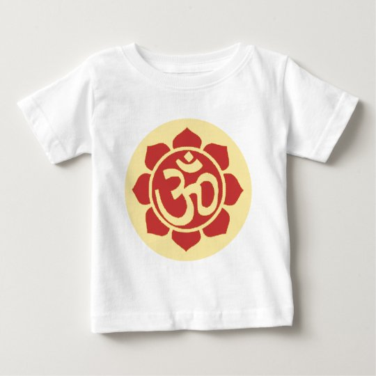 lotus flower ohm baby T-Shirt
