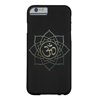 Lotus Flower Om Barely There iPhone 6 Case