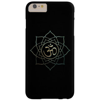 Lotus Flower Om Barely There iPhone 6 Plus Case