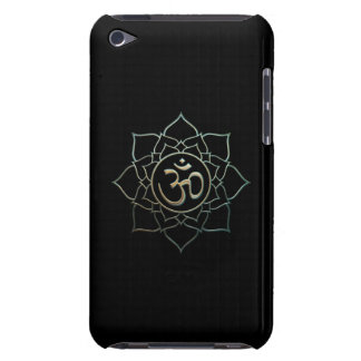 Lotus Flower Om Barely There iPod Cover