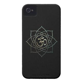 Lotus Flower Om iPhone 4 Case-Mate Case