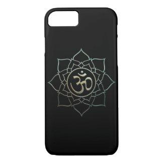 Lotus Flower Om iPhone 7 Case