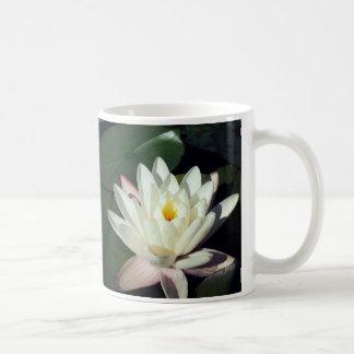 Lotus Flower on a Lilly Pad Mug