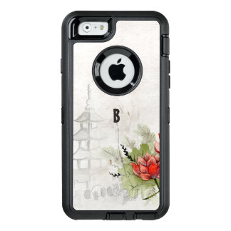 Lotus Flower OtterBox Defender iPhone Case