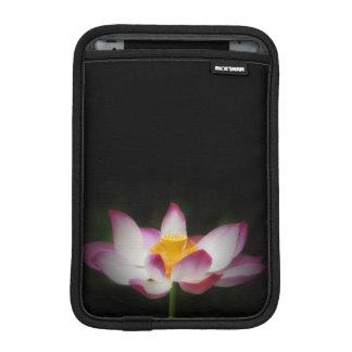Lotus Flower Photography Great Yoga Om Gift! iPad Mini Sleeve