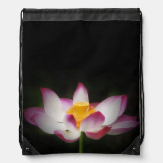 Lotus Flower Photography Great Yoga Om Gift! Backpacks