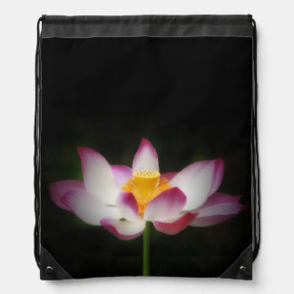 Lotus Flower Photography Great Yoga Om Gift! Backpack
