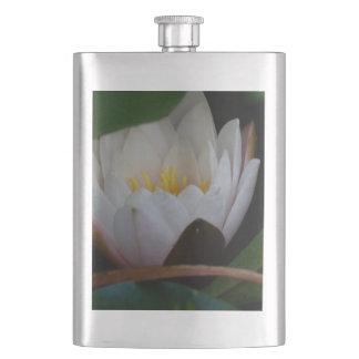 Lotus Flower Hip Flask