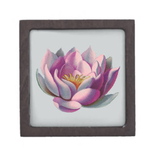 Lotus Flower Premium Gift Box