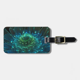 Lotus Flower Rapture Collection Bag Tag