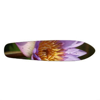 Lotus Flower Skateboard Deck