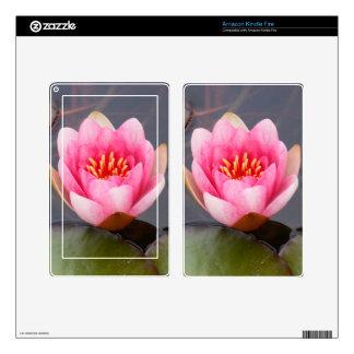Lotus Flower Kindle Fire Skin