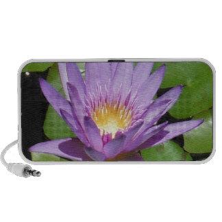 Lotus Flower Laptop Speakers