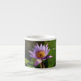 Lotus Flower Espresso Mugs