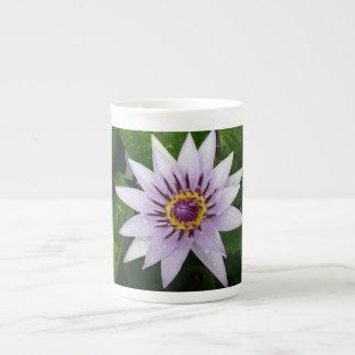 Lotus Flower Porcelain Mugs