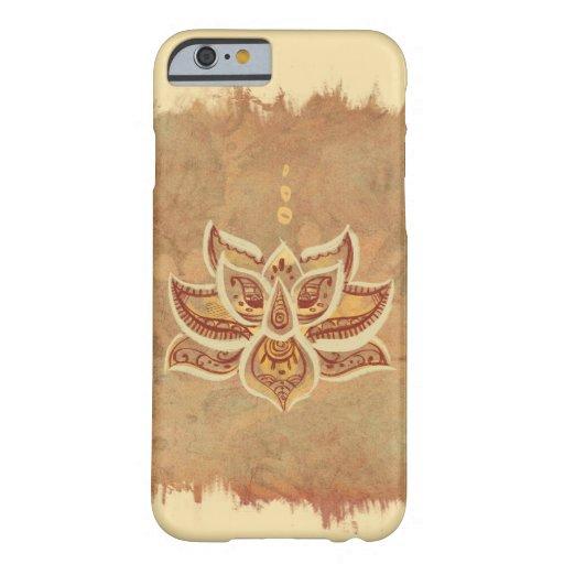 Lotus Flower Vintage iPhone 6 case