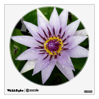 Lotus Flower Wall Skin