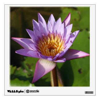 Lotus Flower Wall Skins