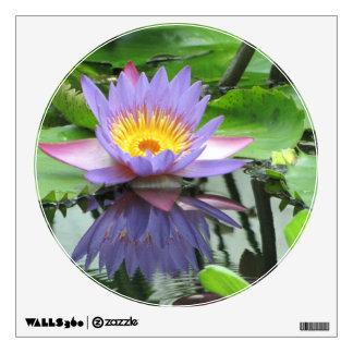 Lotus Flower Wall Sticker