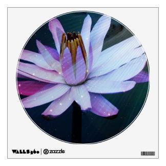 Lotus Flower Room Sticker