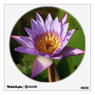 Lotus Flower Wall Stickers