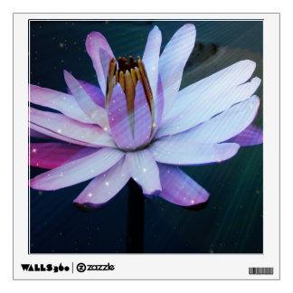 Lotus Flower Room Stickers