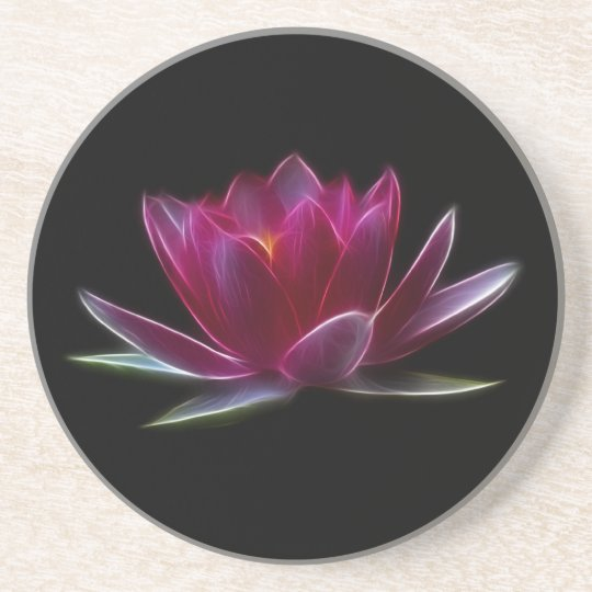 Lotus Flower Water Plant Coaster