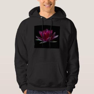 Lotus Flower Water Plant Hoodie