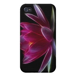 Lotus Flower Water Plant iPhone 4 Case