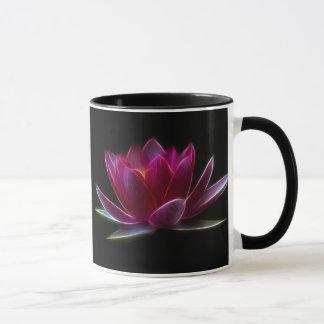 Lotus Flower Water Plant Mug