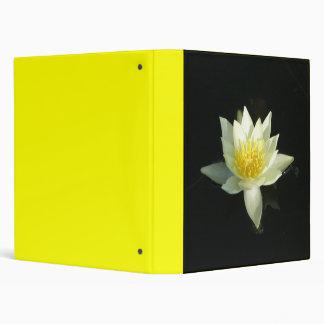 Lotus Flower/Waterlily Binder