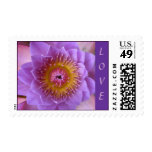 Lotus Flower Wedding Collection LOVE Stamp