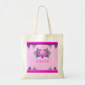 Lotus Flower (Wedding) Tote Bag