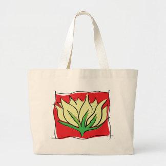 Lotus Flower Yoga Gift Bag