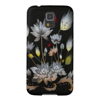 Lotus Flowers Cases For Galaxy S5