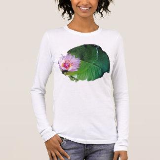 Lotus Flowers Long Sleeve T-Shirt