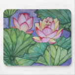 Lotus Flowers Mousepad